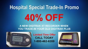 Limited Time Offer - Holter TradeIn Promo
