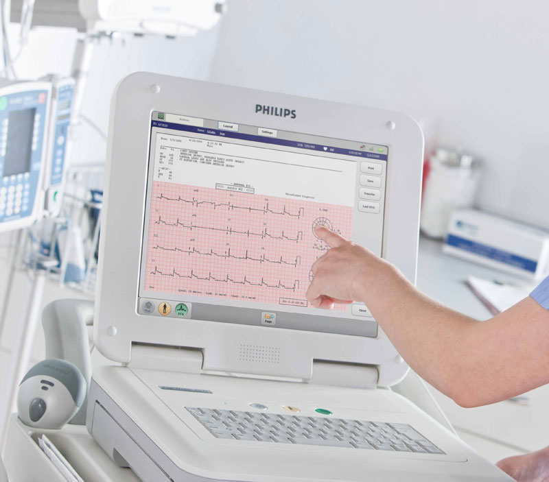Explore Philips Diagnostic ECG