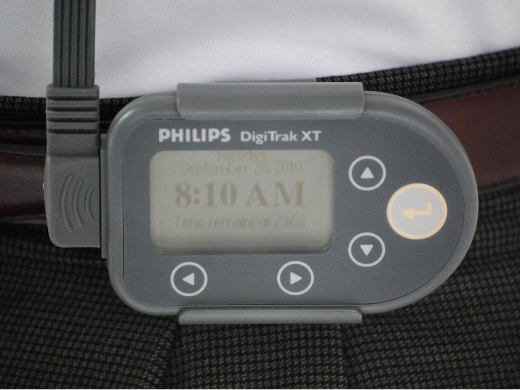 Coffey Medical Philips Holter DigiTrakXT