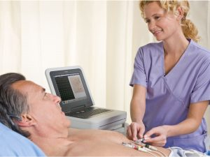 Philips Cardiograph PW TC50